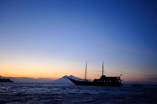 why charter a private yacht in indonesia