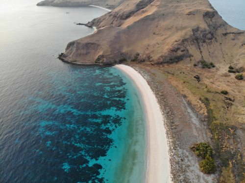 West Komodo Beach