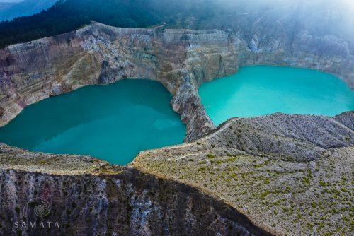 Two Colour Lakes