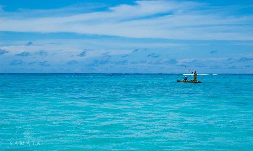 World Oceans Day Fishing