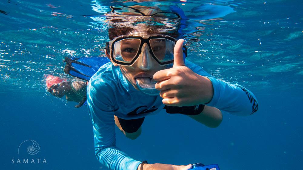 Top Five Komodo Snorkeling