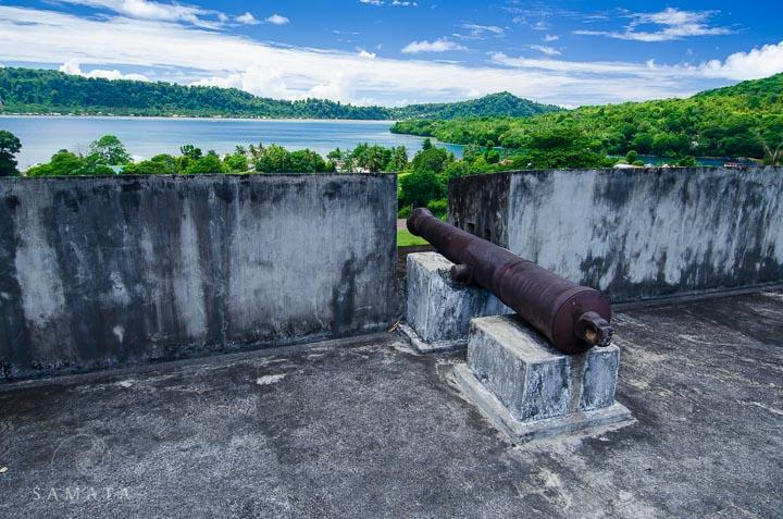 Banda Islands Harbour History of Indonesia
