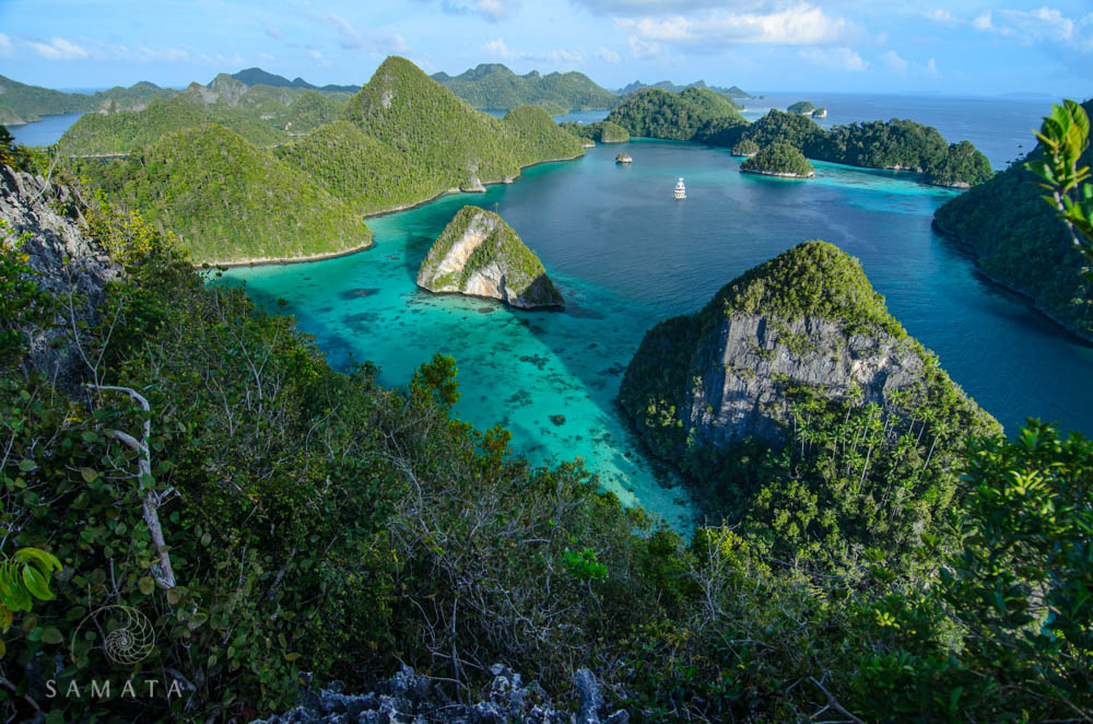 Raja Ampat Panoramic