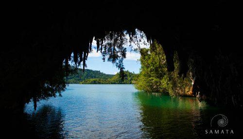 Kabui Bay Cave