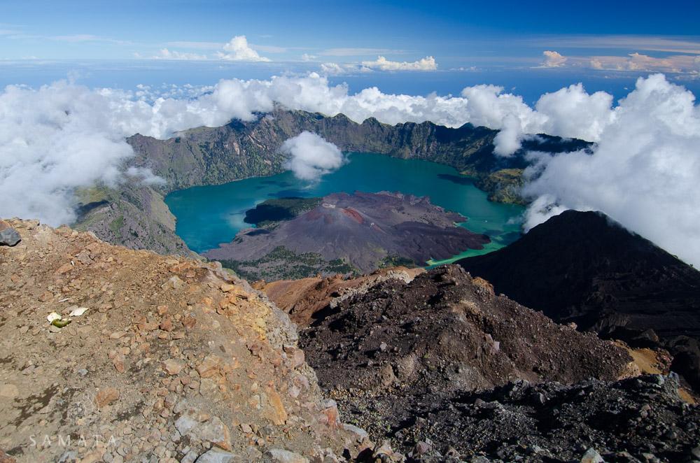 Mt Rinjani Indonesia