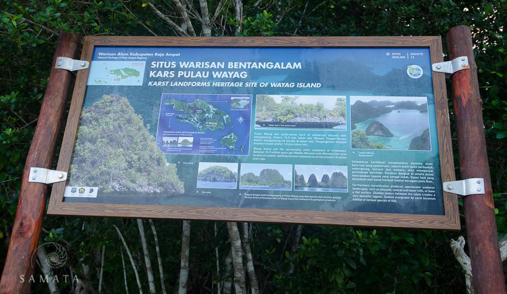 Sign marking Mt Pindito