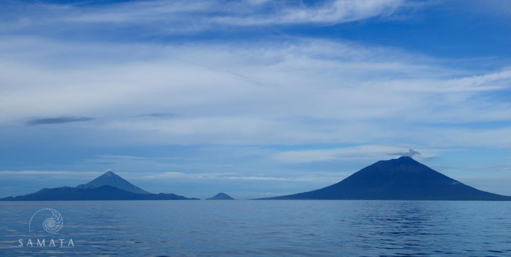 Ternate and Tidore Volcanoes